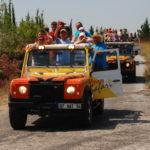 Экскурсия Джип сафари в Анталии